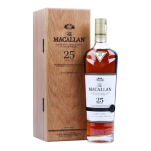 MACALLAN 25YO - SHERRY OAK